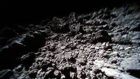 Japanese probe makes final touchdown on distant asteroid to peek into solar system's origins