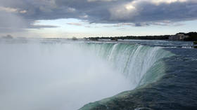 Man miraculously survives plummet from Niagara's largest waterfall