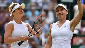 Wimbledon 2019: Elina Svitolina and Simona Halep face off for a place in the women's final