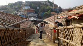 India hands over 250 houses for Rohingya returning to Myanmar's Rakhine