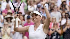 Wimbledon 2019: Simona Halep blasts past Elina Svitolina to reach first-ever Wimbledon final