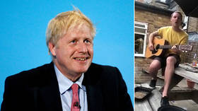 Scot's song about Boris & Brexit goes viral with Johnson-mocking lyrics (VIDEO)