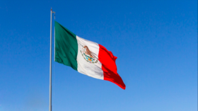 ICE protesters take down American flag & replace it with Mexican flag (VIDEOS, PHOTOS)