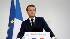 Macron declares creation of French 'space force' … and prompts Trump comparisons