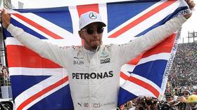 Formula 1 world champion Lewis Hamilton questioned over 'Britishness' ahead of British Grand Prix