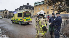 Small plane crashes in Sweden, killing 9