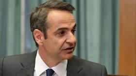 New Greek govt plans to reinforce borders
