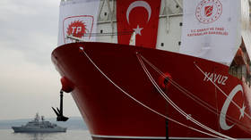 'Biased and partisan' EU sanctions won't affect our drilling off Cyprus – Turkey's foreign ministry