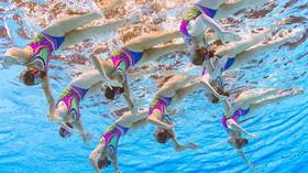 WATCH: Russia's synchronized swimmers produce mesmerizing routine to win World Championship gold