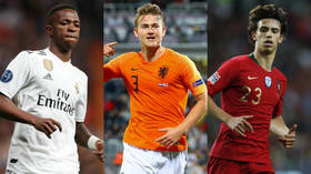 Matthijs de Ligt: Where does new Juve signing rank among most expensive teenagers ever in football?