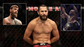Jorge Masvidal 'will only accept fights with Conor McGregor or welterweight champ Usman'