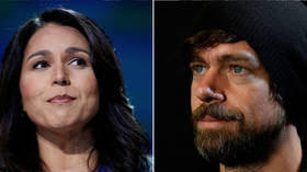 Twitter CEO maxes out donations to Tulsi Gabbard... conspiracy machine kicks into overdrive
