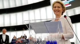Germany's Von der Leyen confirmed as next EU Commission president