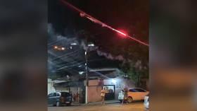 Quadcopter + fireworks = DIY drone strike? (viral VIDEO)