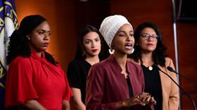 '4 horsewomen of the apocalypse': Trump renews attack on 'Dem Squad'