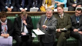 Tories stay 'silent' on Bojo's racist columns & May's 'go home vans' – SNP's Ian Blackford (VIDEO)