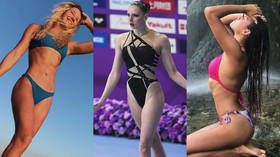 Making waves: Meet the Russian synchronized swimmers sweeping the board at the World Championships
