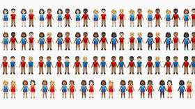 No, Apple, we don't need 72 different emojis to represent gay, straight & lesbian couples in 5 races