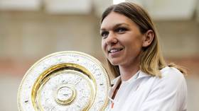 'It's pretty special': Wimbledon champion Simona Halep hailed at Romania homecoming