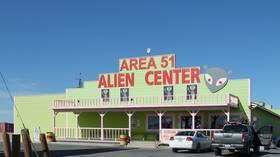 'Bring it': Businesses rush to cash in on Storm Area 51 joke as founder feels 'spooked'
