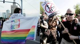 Polish newspaper compared to 'German fascists' over 'LGBT-free zone' stickers