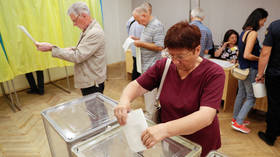 Ukraine chooses new parliament after president Zelensky called snap election