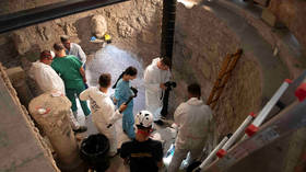 Thousands of bones found in Vatican search for missing teen