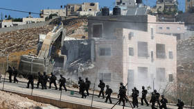 'Grave aggression': Israel begins demolition of residential buildings in the West Bank