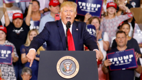 Trump mirrors Mussolini, campaign events reminiscent of Nuremberg rallies – George Galloway