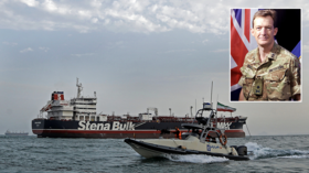 BBC accused of bias over UK-Iran tanker crisis after interview with British Army major general's son