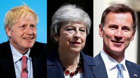 Bojo runaway favorite to be Britain's next prime minister — RT UK News