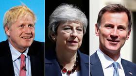 Bojo runaway favorite to be Britain's next prime minister