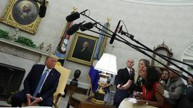 Trump says he prefers Pakistani reporters in the Oval Office in latest attack on US media