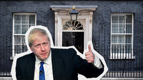Boris Johnson chosen as next British prime minister