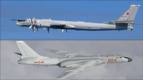 Russia-China joint bomber patrol meets Japanese & S. Korean fighters, but missions will go on