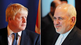 Iranian FM Zarif welcomes Johnson as British PM, but warns Iran will defend its waters