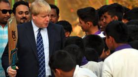 New British PM Boris Johnson's jaw-dropping gaffes – a brief history — RT UK News