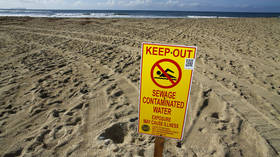 Feces & flesh-eating bacteria: Study reveals shocking levels of contamination at America's beaches