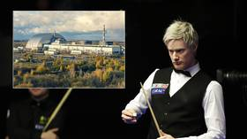 'Had no idea it was true': Former world snooker champ ridiculed for 'Chernobyl' series admission