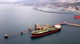 Ukraine seizes Russian tanker allegedly blocking its ships in Kerch Strait