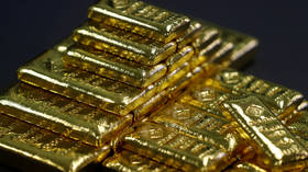 Russian gold reserves top $100 billion after adding another 600,000 ounces to its vast stockpile