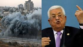 Palestine's Abbas suspends ALL agreements with Israel