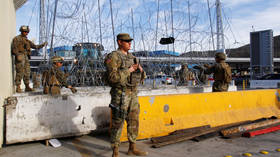Two dozen US Marines arrested & questioned in human smuggling, drugs probe at California border base
