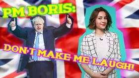 #ICYMI: At last, jolly Boris Johnson moves into Number 10 Clowning Street