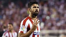 'Never change, Diego Costa': Atletico ace bags FOUR goals and red card against rivals Real Madrid