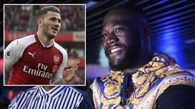 'Wait until you see him throw a hook': Deontay Wilder dissects Kolasinac's carjacking defense skills