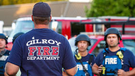 'Everybody screaming & running': Witnesses recall panic & horror at Gilroy festival shooting