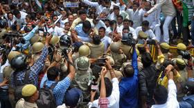 Teen who accused Indian legislator of rape seriously injured in 'suspicious' crash