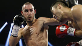 Boxer Sergey Kovalev kicked off flight for 'grabbing, kissing & throwing money' at female passenger
