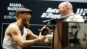 UFC president Dana White: Conor McGregor is ready to 'jump in' against Khabib at UFC 242